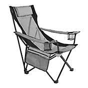 Kelsyus Original Canopy Chair by Gray Camping Chairs U0027s Sporting Goods