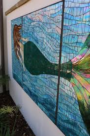 Hardie Tile Backer Board by Mermaid Commission U2014 All Cracked Up Mosaics