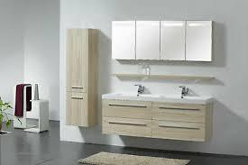 b ware bernstein badmöbel badezimmer 160cm waschbecken