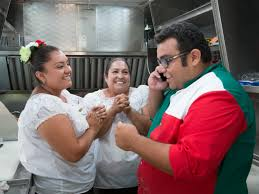 100 Great Food Truck Race Winner Exclusive Interview With The Of The