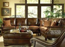 Ethan Allen Leather Sofa Peeling by Raymour And Flanigan Leather Sofa Tatiana Reviews Reclining Power