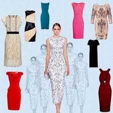 modele de robe de bureau robe fourreau quelle robe fourreau choisir pour un retour au
