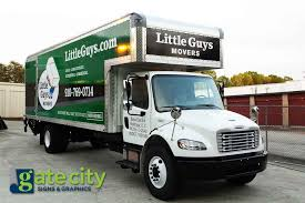 Full Vehicle Wraps | Gate City Signs & Graphics