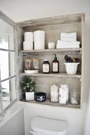 creative bathroom storage ideas bauernhaus badezimmer