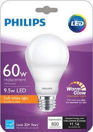 led bulb 046677455811 philips