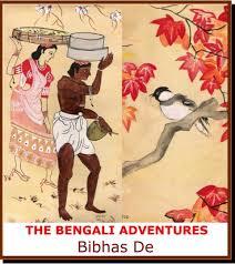 THE BENGALI ADVENTURE STORIES Bengali Adventures Cover Art Gopa De Age 12