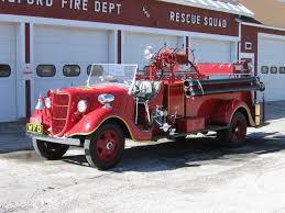 100 Ford Fire Truck Angel Ridge Art Photos Of The Old Girl 1936