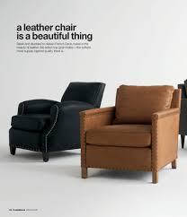 Crate And Barrel Lowe Chair Slipcover by Living Room Charming Vintage Leather Sectional Sofa About