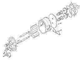 roots universal rai blower parts pdblowers inc