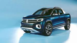 Volkswagen Unveils Tarok Midsize Pickup Truck Concept, Teases US ...