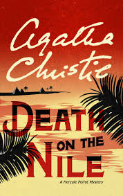 This Crime novel by Agatha Christie has an awesome red theme which
