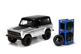 100 Just Trucks 124 Scale Die Cast Vehicle 1973 Ford Bronco By Jada