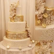 Wedding Cakes Elegant White Icing Cake Decorations Rustic