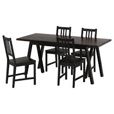 dining room table and chairs ikea velvet round argos clearance