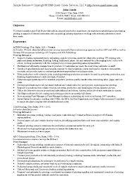 Community Service On Resume Writing