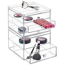 Desk Drawer Organizer Amazon by Amazon Com Interdesign Office Desk Organizer U2013 Cabinet With 3