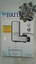 Brita Faucet Replacement Filter Chrome by Brita Water Filters Ebay