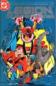 Legion Of Super Heroes Vol 3 1