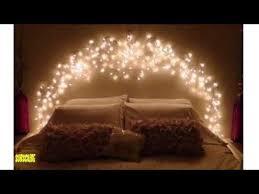 Design Modern String Lights For Bedroom