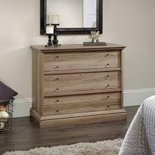 Sauder Shoal Creek Dresser Soft White Finish by Sauder Harbor View Dresser In Antiqued White With Sauder Dressers