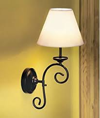battery operated led wall sconce with remote