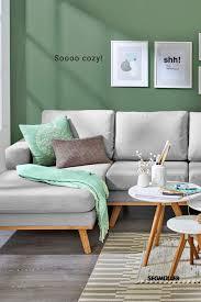 ecksofa dan nordic design wohnzimmer modern wohnzimmer