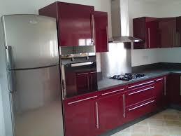 modele cuisines pose d une cuisine moderne au beausset 83 modèle milan façade en