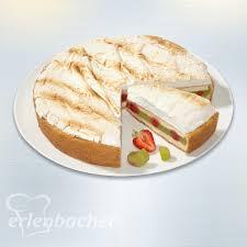 erlenbacher rhabarber erdbeer baiser torte