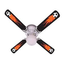 Rattan Ceiling Fans Australia by Soccer Ceiling Fan 12 Methods To Bring Real Atmosphere Of Soccer