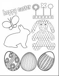 Amazing Printable Easter Coloring Pages With Religious