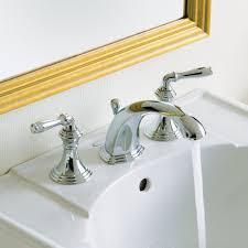 Kohler Fairfax Kitchen Faucet Brushed Nickel by Kohler Faucets Bathroom Marvelous Kohler Kitchen Sink Drain Parts