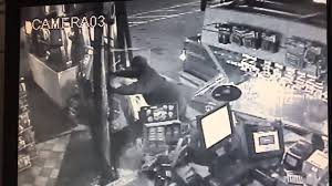 100 Cordova Truck ATM Theft Rancho Gas Station Smashandgrab Caught On Video