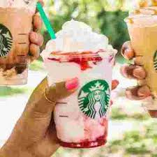 Starbuckss Newest Permanent Menu Addition Serious Strawberry Frappuccino