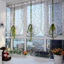 rideau pour cuisine design le rideau de cuisine pour une pièce spéciale le marché du rideau