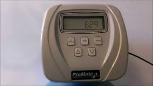 hellenbrand iron curtain troubleshooting how to manually regenerate a promate 1 valve