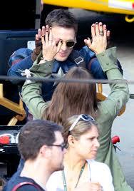 O Chris Evans Elizabeth Olsen Chrispratt Marvelcastedit Captain America Civil War Constance Wu