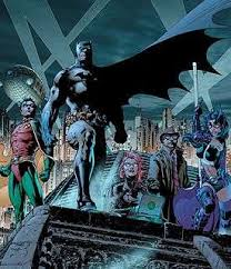List Of Batman Supporting Characters