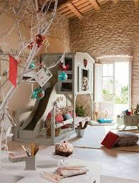 cabane dans chambre le plus beau lit cabane pour votre enfant
