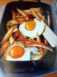maison au four recette de frites au four maison par annefiso