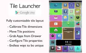 tile launcher pro windows 8 experience on android app review
