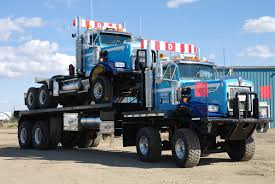 Bed Trucks - Road Train Oilfield Hauling