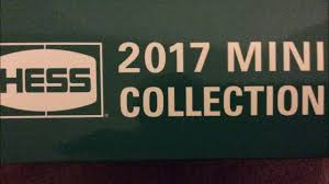 HESS Mini Trucks 2017 Edition Unboxing And Basic Review. - YouTube Amazoncom Hess Truck Mini Miniature Lot Set 2003 2004 2005 911 Emergency Collection Jackies Toy Store 2017 Hess Mini Nib 7599 Pclick 2013 Toy Truck Review Youtube Childhoodreamer 1994 Rescue Video Review Com Hessomania By Canona2200 On Deviantart Parts Toy Trucks Collection 2018 New Fast Shipping 4395 1995 And Helicopter Products Pinterest