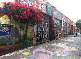 see 23 years worth of clarion alley art curbed sf