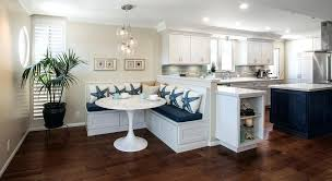 Narrow Upholstered Bench Kitchen Appealing Banquette Amazing