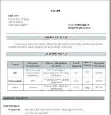 Lecturer Resume Sample Academic Research Paper Writing
