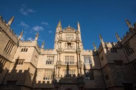 Oxford University Press Uk Exam Copy by Bodleian Library History Of The Bodleian
