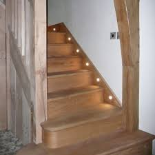 led home lighting staircase add a motion sensor and this would be