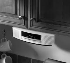 bose under cabinet or wall mount for wave music system page 1
