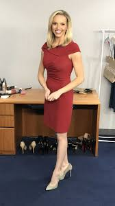 News Reporter Outfit Female Beautiful April 10 Elietahari Dress That Every Anchor Has