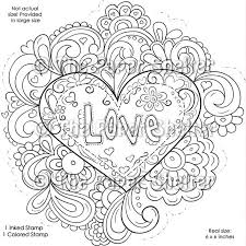 Love Coloring Pages For Adults Image Photo Album